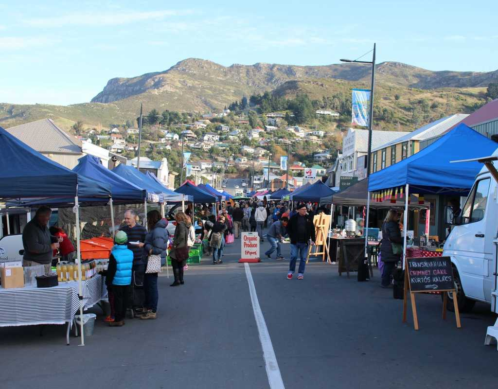 Christchurch Activities - Markets - North South