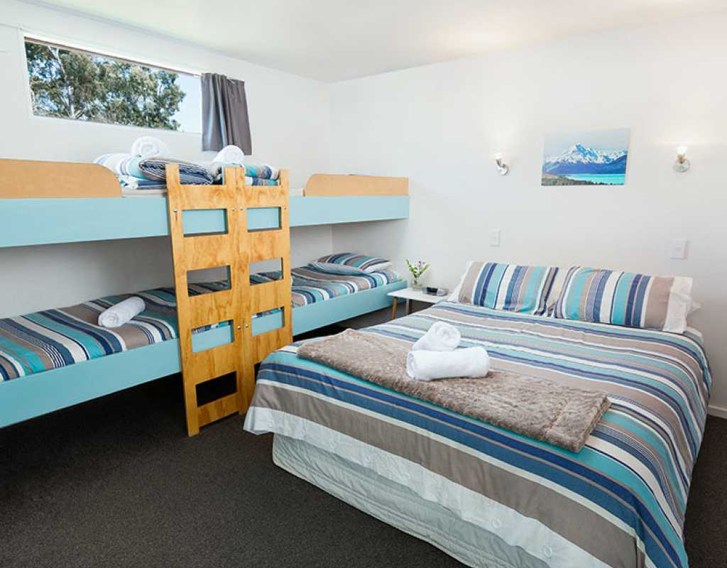 Overnight Accommodation Christchurch - North South Holiday Park