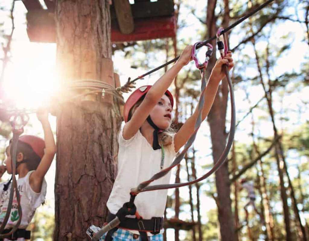 Adrenalin Forest - Christchurch Family Activities