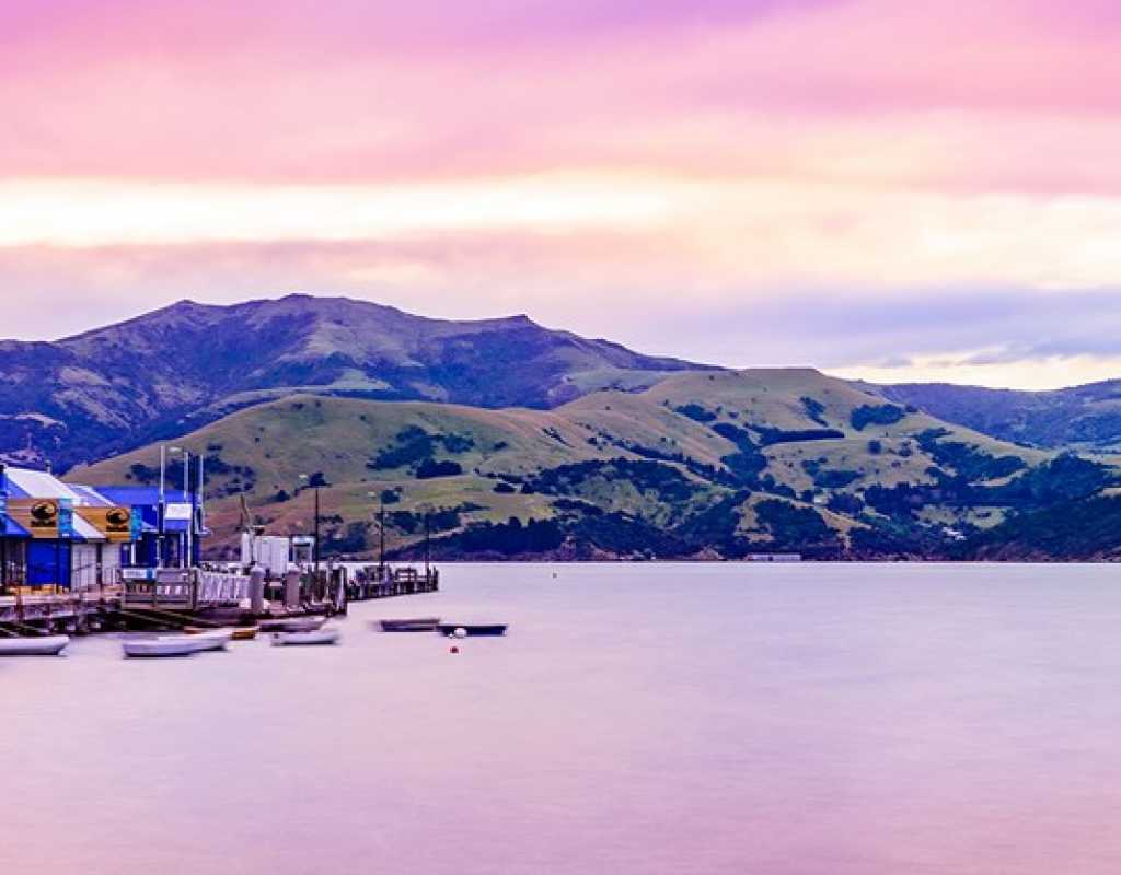 Christchurch Trips - Akaroa & Banks Peninsula - North South