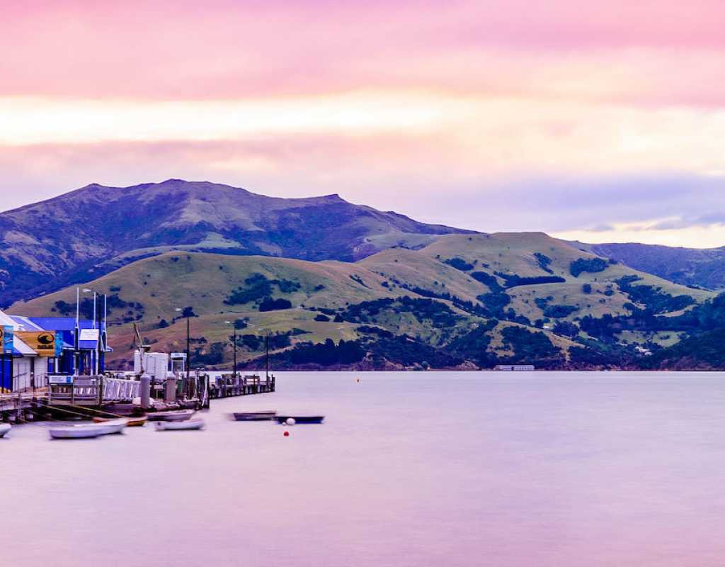 Akaroa - South Island Motorhome Destinations