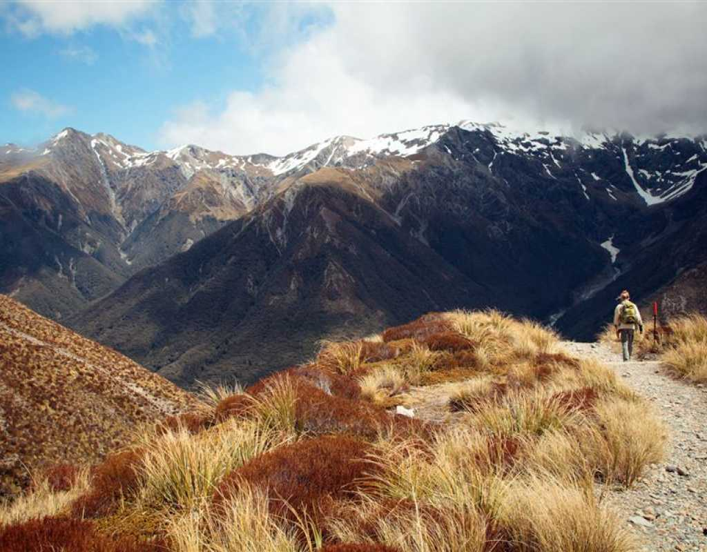 Arthur's Pass - South Island Motorhome Destinations