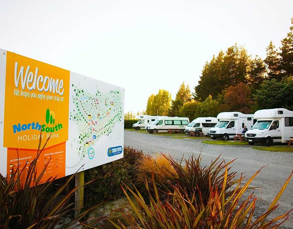 Christchurch Caravan Park
