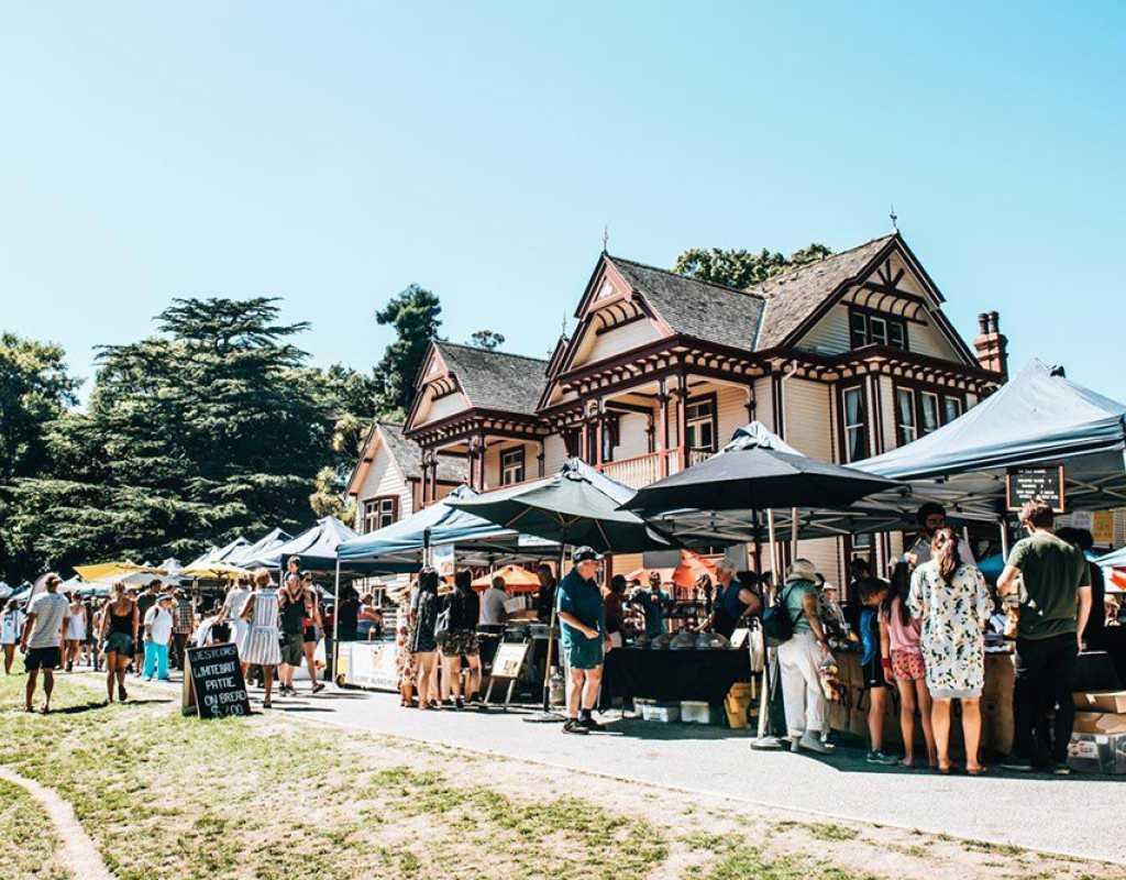 Markets In Christchurch - Christchurch Farmer's Market
