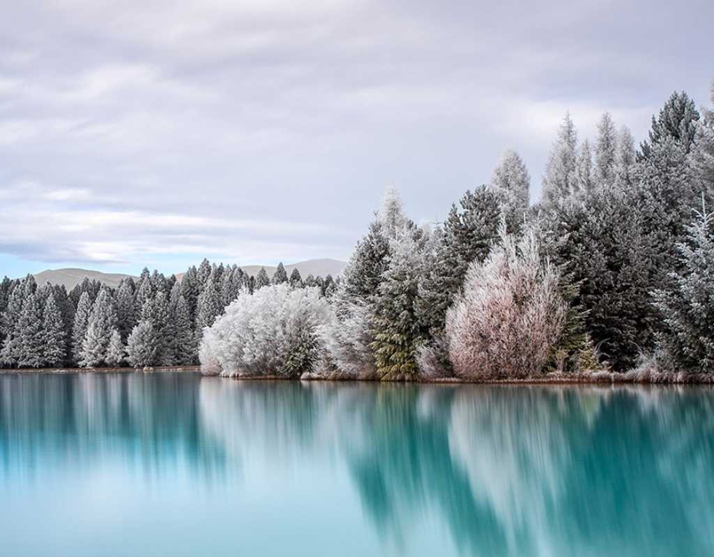 Winter in Canterbury - North South Holiday Park