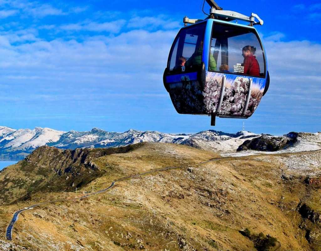 Christchurch Gondola - Family Activities in Christchurch