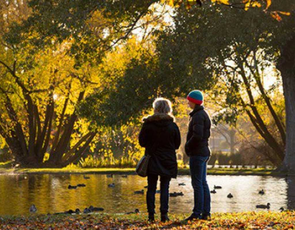 Things to do in Christchurch - Hagley Park - North South