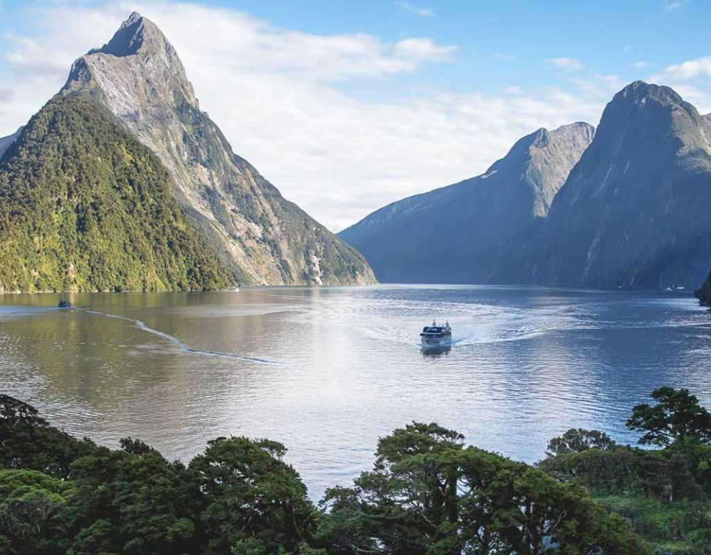Milford Sound - South Island Motorhome Destinations