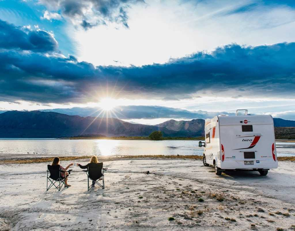 South Island Motorhome Destinations - North South Holiday Park