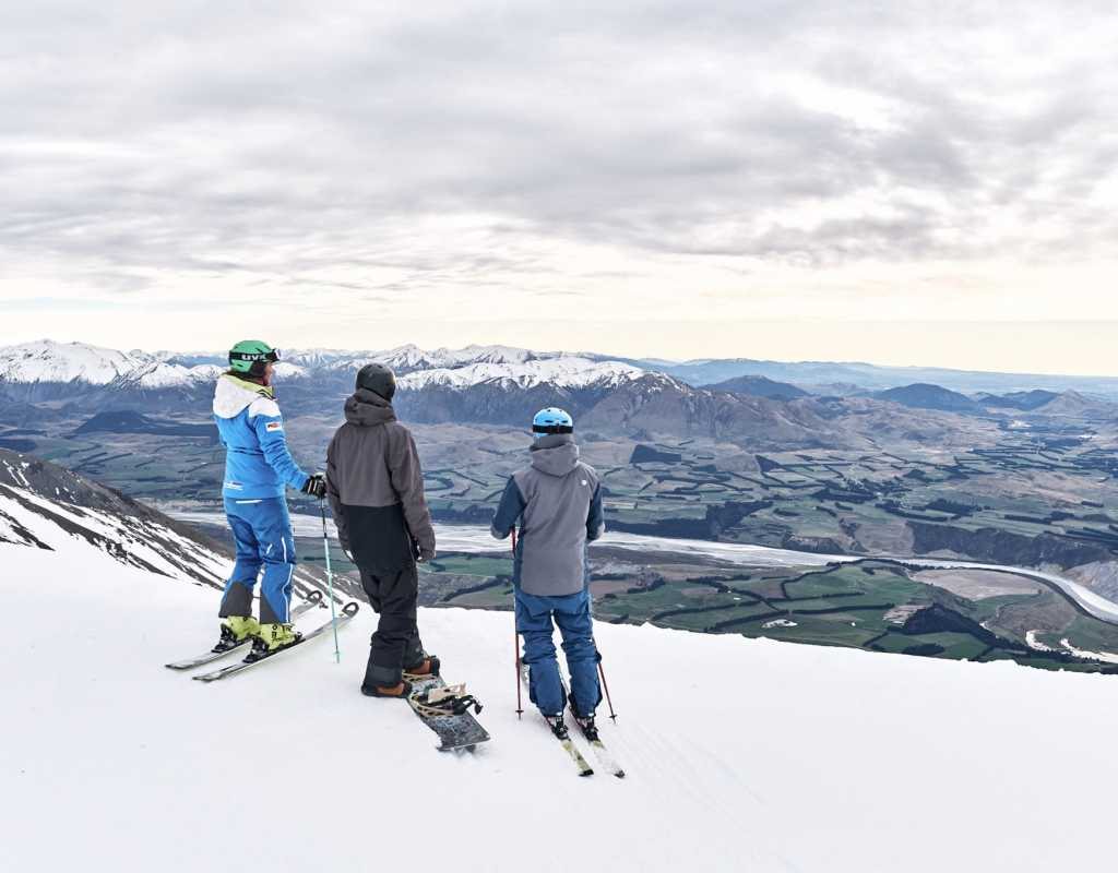 Skiing in Christchurch - North South Holiday Park