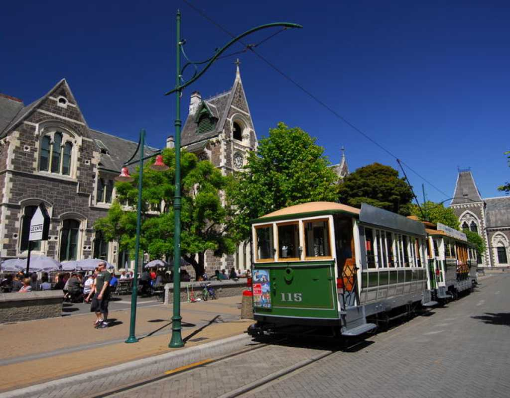 Christchurch Family Activities - Canterbury Museum - North South
