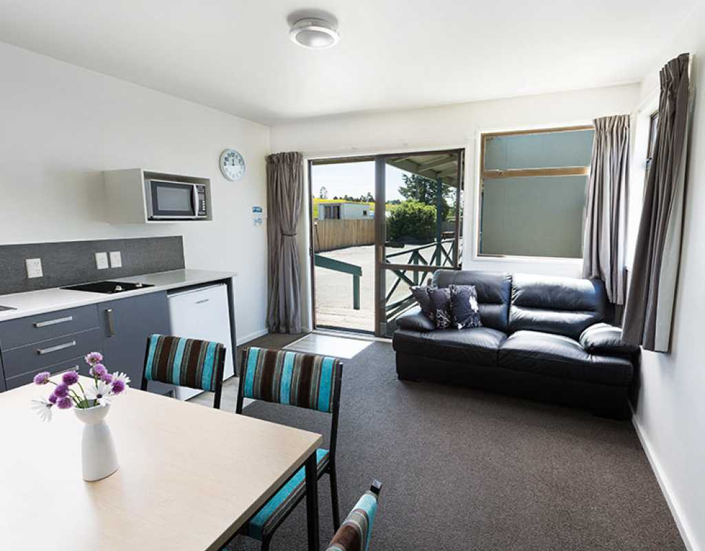 Overnight Christchurch Accommodation - North South Holiday Park