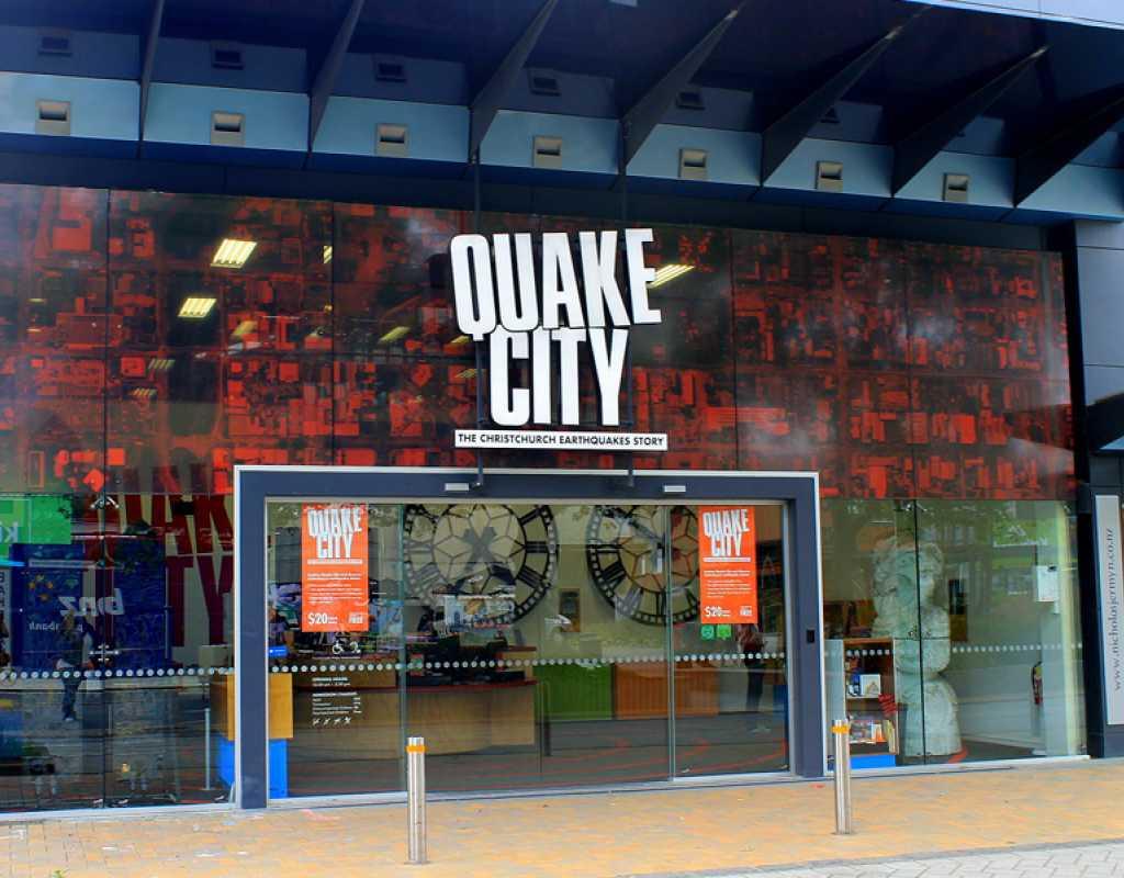 Quake City - Canterbury Family Activities