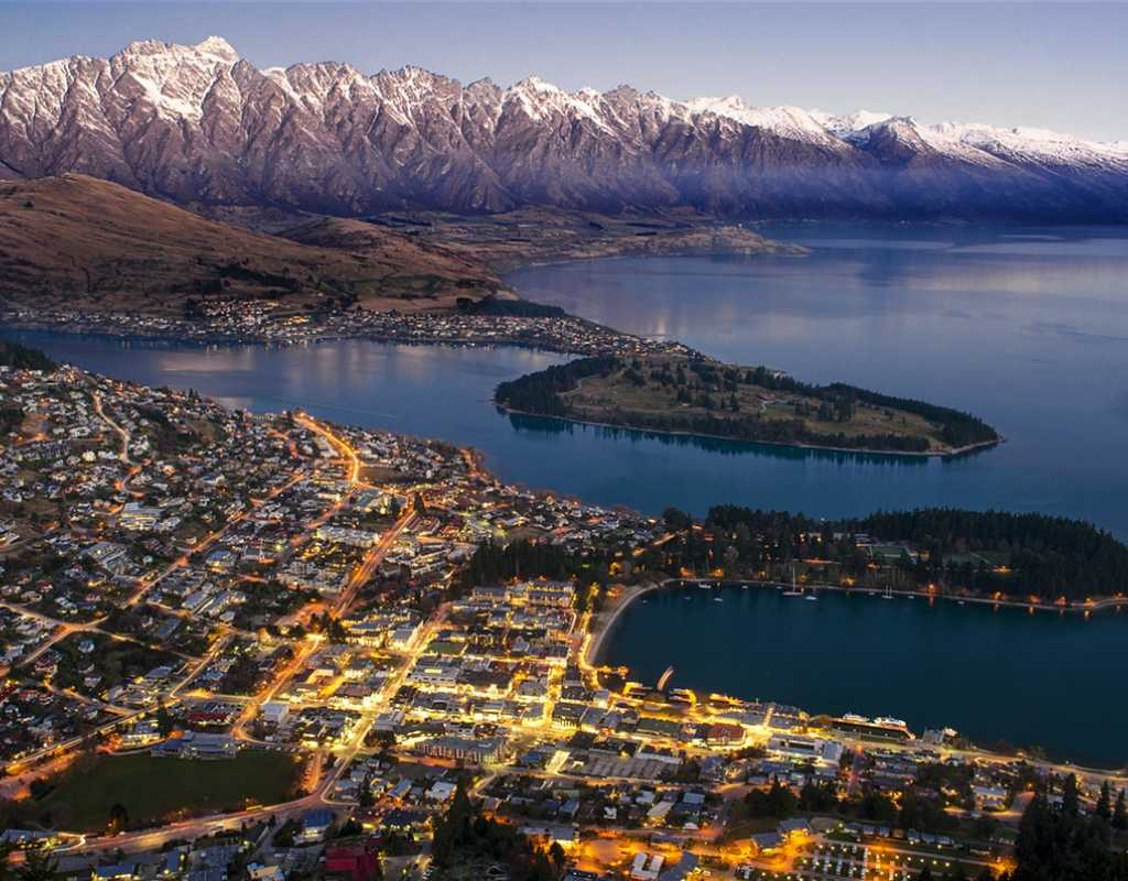 Queenstown - South Island Motorhome Destinations