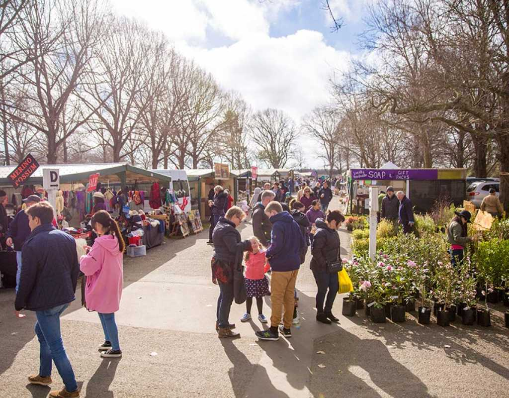 Markets In Christchurch - Riccarton Market