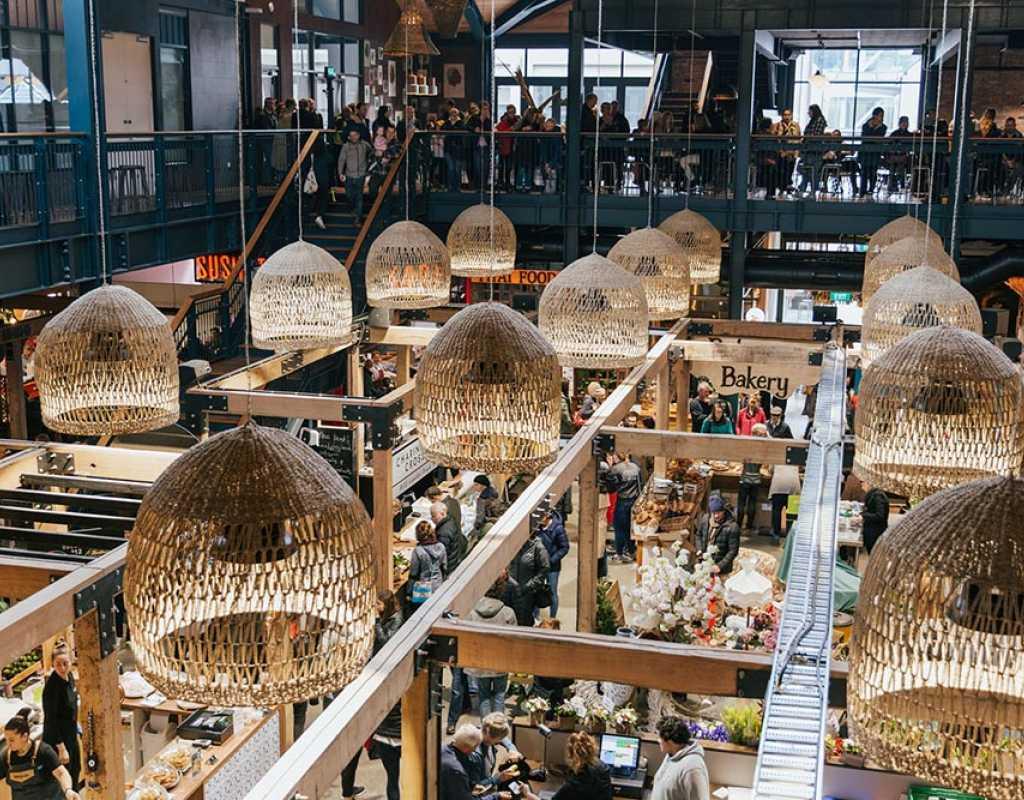 Markets In Christchurch - Riverside Market