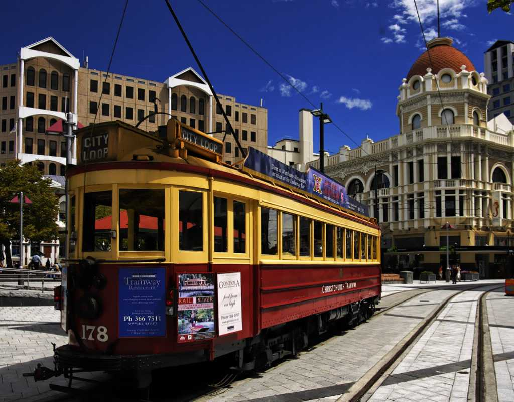 Christchurch Tram - Things to Do in Christchurch