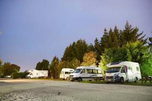Quiet Campervan Sites Christchurch New Zealand - North South Holiday Park
