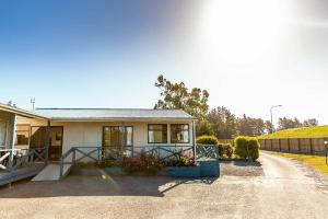 Christchurch Family Accommodation - North South Holiday Park