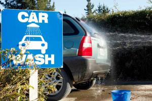 Free Car Wash - North South Holiday Park