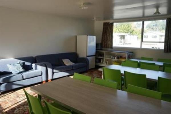 Group Accommodation Bunkhouse Christchurch New Zealand