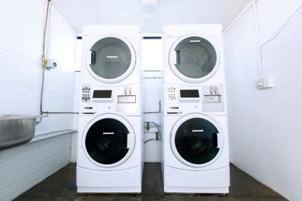 Christchurch Campground Laundry Facilities