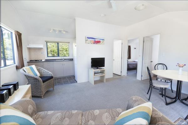 Motel Accommodation Christchurch Holiday Park