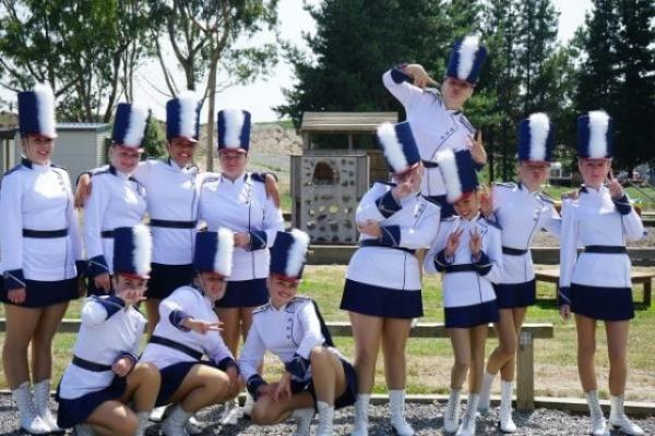 Marching Teams Accommodation Christchurch New Zealand