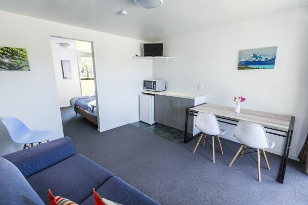 Camping Ground Accommodation Christchurch
