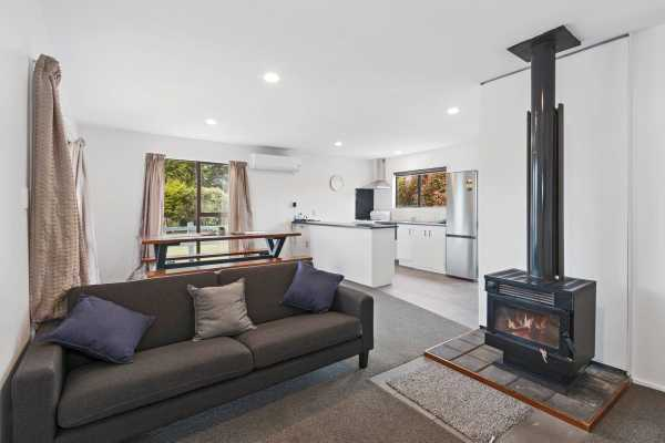 North South Holiday Park Christchurch - 3 Bedroom House
