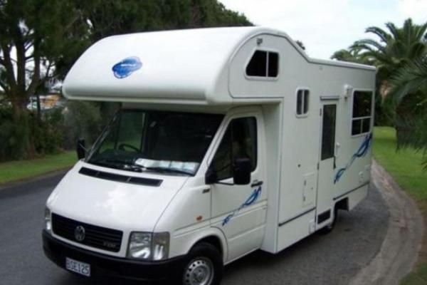 Campervans Christchurch New Zealand